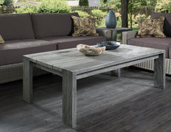 OUTDOOR RALPH RECLAIMED TEAK COFFEE TABLE - Padma's Plantation