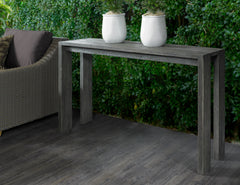 OUTDOOR RALPH RECLAIMED TEAK CONSOLE TABLE - Padma's Plantation
