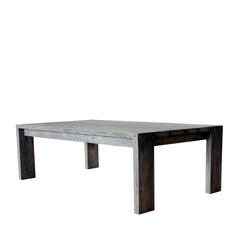 OUTDOOR RALPH RECLAIMED TEAK COFFEE TABLE