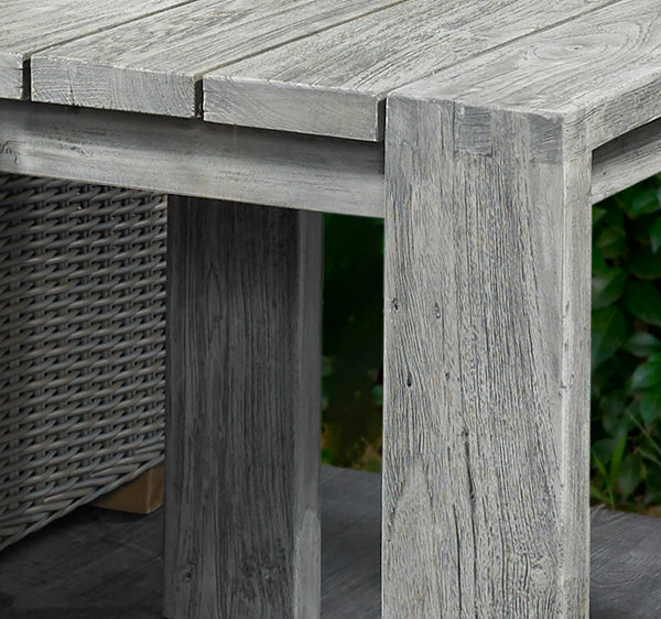 OUTDOOR RALPH RECLAIMED TEAK END TABLE - Padma's Plantation