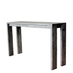 OUTDOOR RALPH RECLAIMED TEAK CONSOLE TABLE