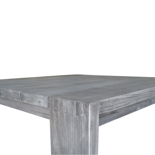 RALPH RECLAIMED TEAK OUTDOOR DINING TABLE - 84