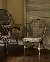 SET OF 2 - Paris Bistro Chair - Kubu - Padma's Plantation