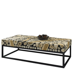 SAFARI RECTANGULAR COFFEE TABLE