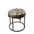SAFARI ROUND SIDE TABLE - Padma's Plantation