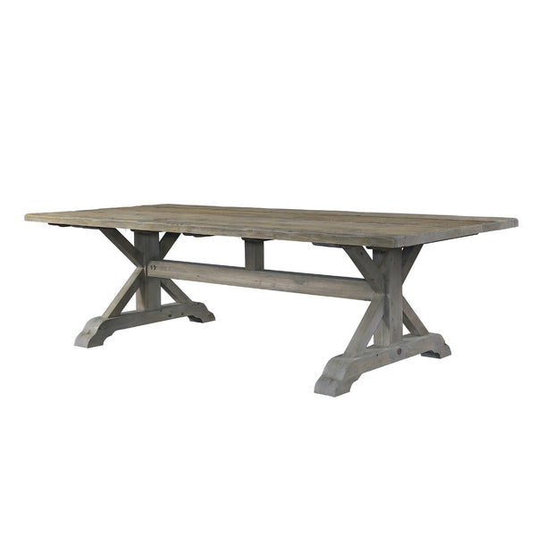 Salvaged Wood Dining Table - 96""
