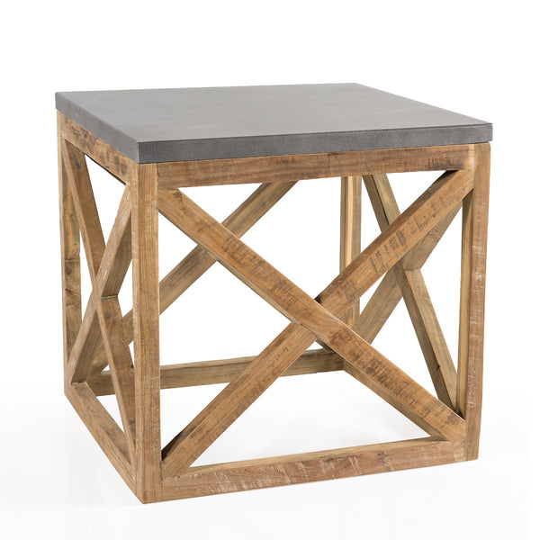 VALENCIA END TABLE - Padma's Plantation