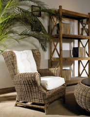 Wing Chair- Kubu - Padma's Plantation