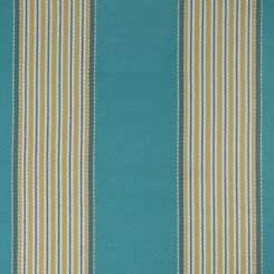 10 YARDS OF OUTDOOR FABRIC - DURACORD BRAND - EMBER GLOW #1021001- COLOR OCEAN - Padma's Plantation