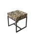 SAFARI SQUARE SIDE TABLE - Padma's Plantation