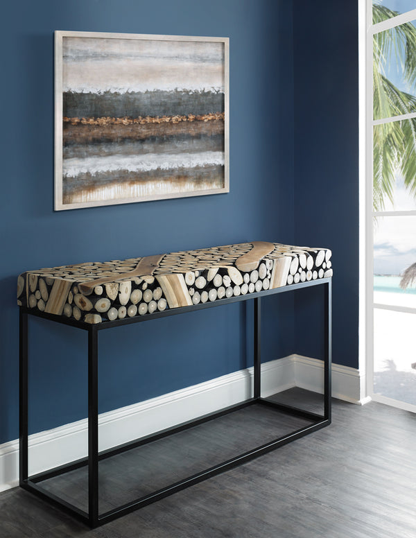 SAFARI CONSOLE TABLE - Padma's Plantation