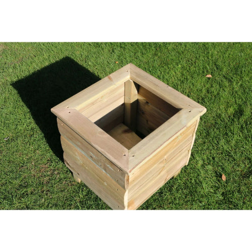 Churnet Valley Square Planter - GardenPromos
