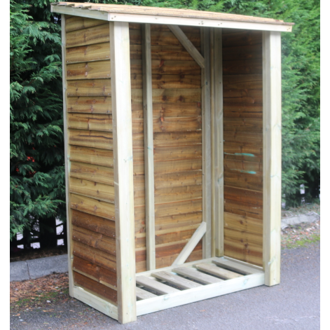 Churnet Valley Logstores - GardenPromos