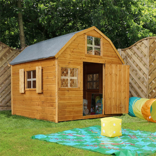 Mercia Dutch Style Playhouse - GardenPromos