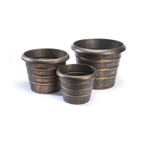 Gablemere 3 Beehive Planters - GardenPromos