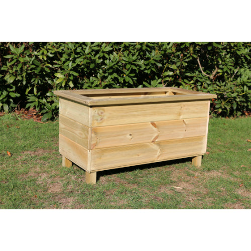 Churnet Valley Trough Planter - GardenPromos