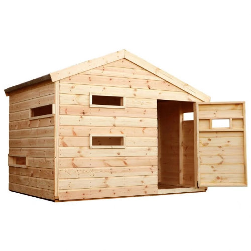 Mercia Hideaway Playhouse - GardenPromos