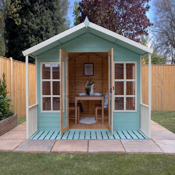 Mercia 10x8 - Traditional Summerhouse - GardenPromos
