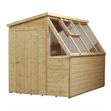 Mercia 8x6 - Premium Potting Shed - GardenPromos