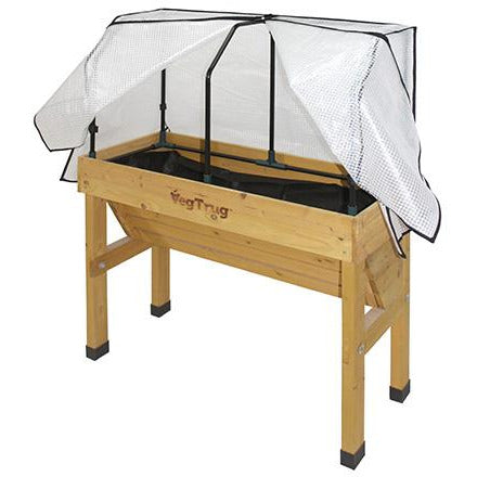 VegTrug Wall Hugger Greenhouse Covers - GardenPromos