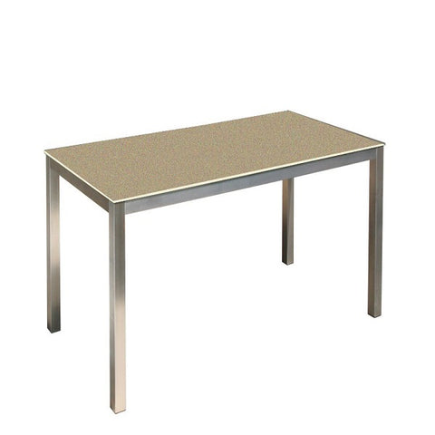 Westminster Seattle Table Frame 150x90 - GardenPromos