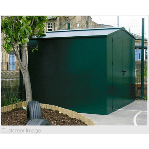 Asgard Gladiator P1 Shed Police Approved - GardenPromos