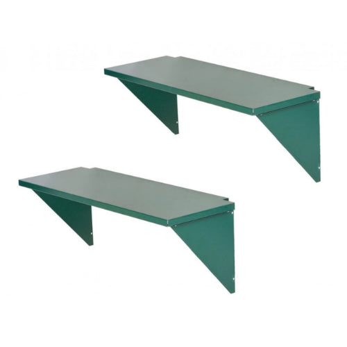 Asgard Trojan Shed Shelf Kit (2 Pack) - GardenPromos