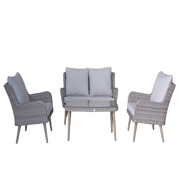 Signature Weave Danielle 2 Seater Sofa Set