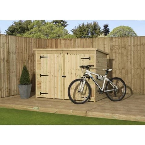 Empire Sheds Bike Storage - GardenPromos