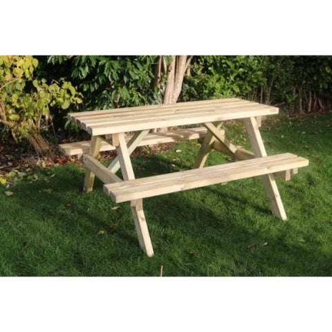 Garden Picnic Tables