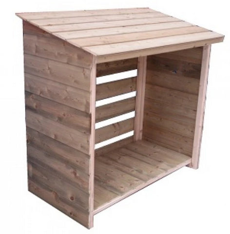 Image of Empire Sheds Small Log Storage (12mm) - GardenPromos
