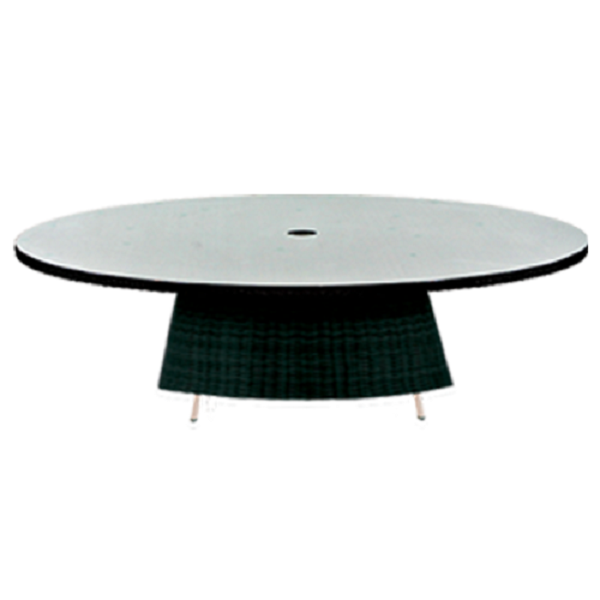Westminster Valencia Round Table 150/180 - GardenPromos