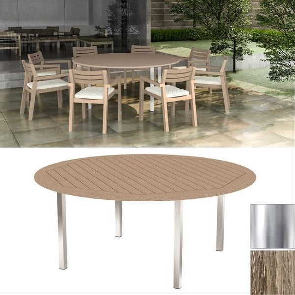 Westminster Silverstone Round Table 109/150/180 - GardenPromos