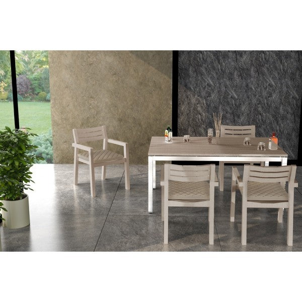 Westminster Silverstone Square/Rectangular Table - GardenPromos