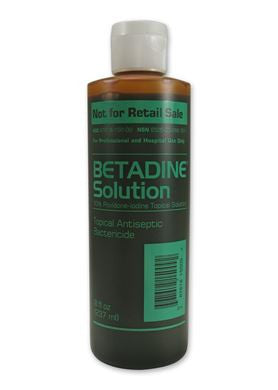 Betadine Solution 100ml