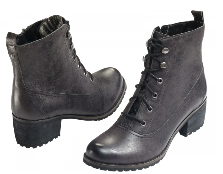 Aetrex Skyler Ankle Lace Up Boot - Women's