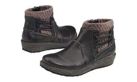 Tessa Short Sweater Boot - Women's