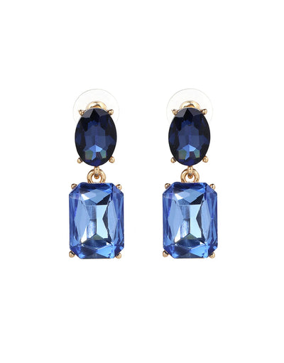 Autumn Earrings - Blue