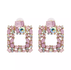 Ariana Earrings - Pink