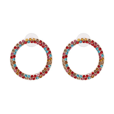 Kinsley Earrings - Sunset