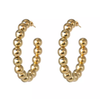 Mini Earrings - Gold