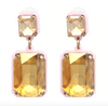 Gracie Earrings - Yellow