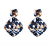 Rebecca Earrings - Blue