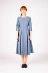 Maddalena Dress - Chambray