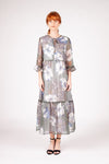 Rosetti Dress - Green Floral