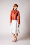 Saint Germain Jacket - Burnt Orange