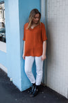 Alessandra Top - Orange