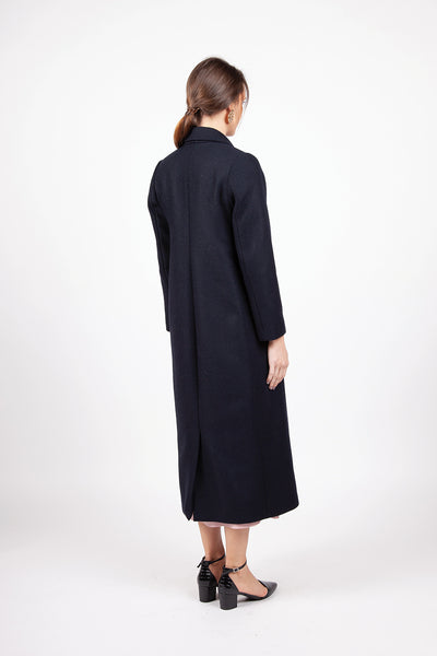 Amsterdam Coat - Navy