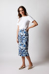 Thistle Skirt - Floral