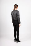 Bloom Blazer - Charcoal